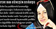 """TUBA SÖNMEZ """"YENİ BİR GÜNEŞİN DOĞUŞU"""""""