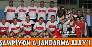 VOLEYBOL'DA ŞAMPİYON ALAY 3-0