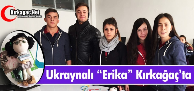 UKRAYNA'DAN KIRKAĞAÇ'A GÖNÜL KÖPRÜSÜ