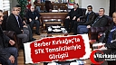BERBER STK TEMSİLCİLERİ İLE GÖRÜŞTÜ