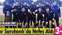 ACARİDMAN SARUHANLI'DA NEFES ALDI 3-0