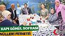 """ÇAT KAPI GÖNÜL SOFRASI"" GÖNÜLLERİ FETHEDİYOR"