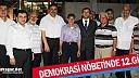 KIRKAĞAÇ'TA DEMOKRASİ NÖBETİNDE 12.GÜN