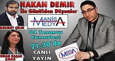 GÖNÜLDEN DÜŞENLER BU AKŞAM 21.30'DA MANİSA MEDYA TV'DE