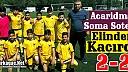 ACAR, SOTES'İ ELİNDEN KAÇIRDI 2-2