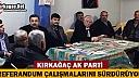 "AK PARTİ'DEN ÖVEÇLİ ve MUSAHOCA'DA ""EVET"" ÇALIŞMASI"