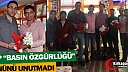 """CHP """"BASIN ÖZGÜRLÜĞÜ"""" GÜNÜNÜ UNUTMADI"""