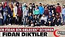 """""""BİR FİDAN BİN GELECEK"""" DİYEREK FİDAN DİKTİLER"""