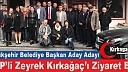 CHP'Lİ ZEYREK KIRKAĞAÇ'TA