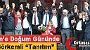 """İREN'E DOĞUM GÜNÜNDE GÖRKEMLİ """"TANITIM"""""""