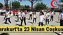 KARAKURT'TA 23 NİSAN COŞKUSU