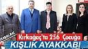 236 İHTİYAÇ SAHİBİ ÇOCUĞA AYAKKABI YARDIMI