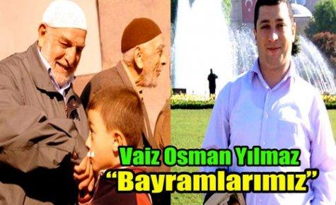 Vaiz Osman Yılmaz