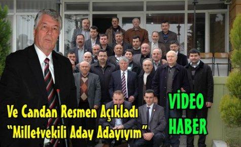 VE CANDAN RESMEN ADAY(VİDEO)