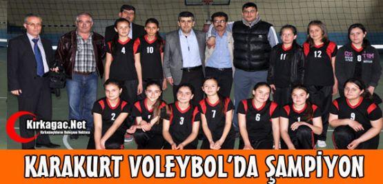 Voleybol'da Şampiyon Karakurt 3-2