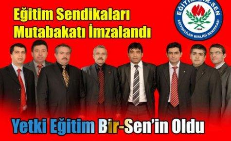 YETKİ EĞİTİM BİR-SEN'İN