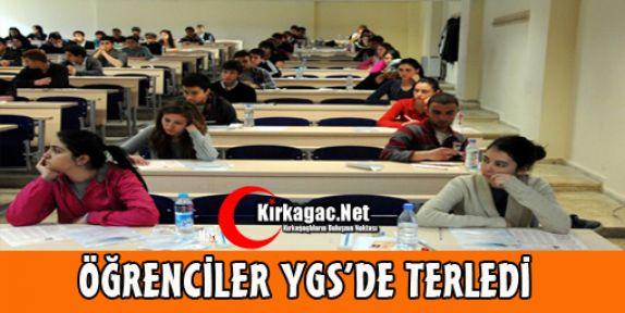 YGS'de Öğrenciler Salonda, Aileler Dışarıda Terledi