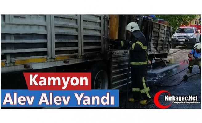 KAMYON ALEV ALEV YANDI