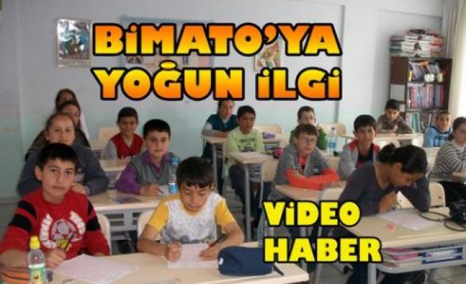 BİMATO'YA BÜYÜK İLGİ(VİDEO)