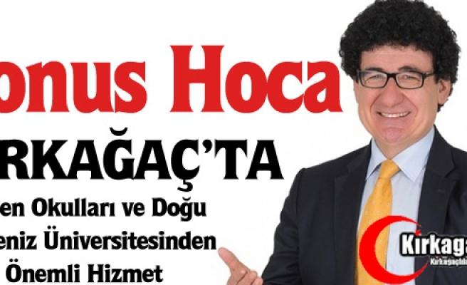 BONUS HOCA KIRKAĞAÇ'TA