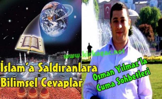 İSLAM'A SALDIRANLARA BİLİMSEL CEVAP
