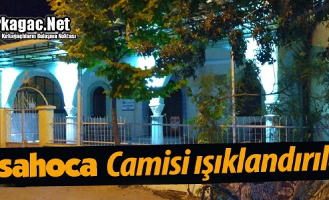 MUSAHOCA CAMİİ IŞIL IŞIL