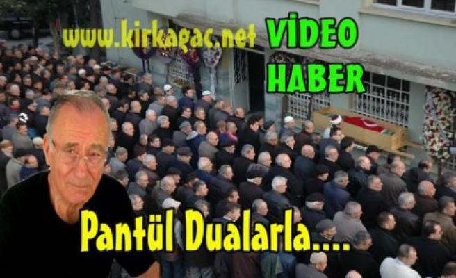 PANTÜL DUALARLA..(VİDEO)
