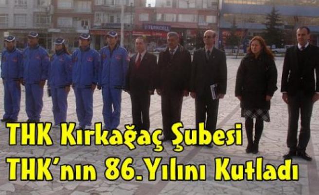 THK 86.Yılını Kutladı