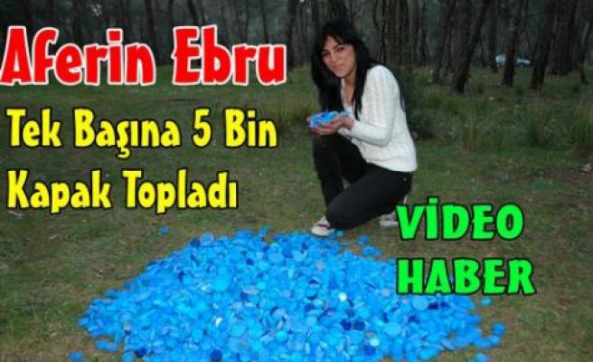 Üniversiteli Ebru'dan Örnek Davranış(VİDEO)