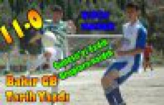 BAKIR GB, DESTAN YAZDI 11-0(VİDEO)
