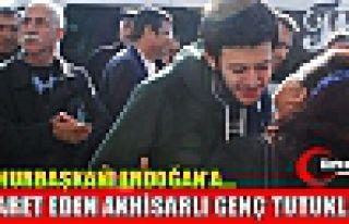 CUMHURBAŞKANI ERDOĞAN'A HAKARET ETTİ TUTUKLANDI