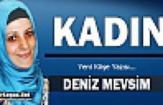"""DENİZ MEVSİM """"KADIN"""""""