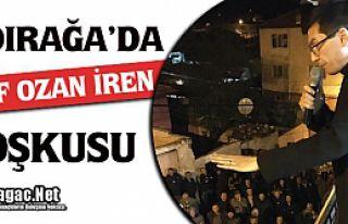 """HIDIRAĞA'DA """"Ş.OZAN İREN"""" COŞKUSU"""