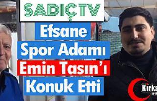 """KIRKAĞAÇLI GENÇLERDEN """"EMİN TASIN'A"""" VEFA(VİDEO)"""