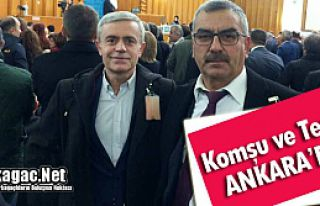 KOMŞU ve TERDİ ANKARA'DA