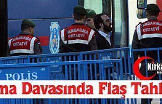 SOMA DAVASINDA FLAŞ TAHLİYE