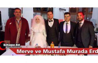 MERVE İLE MUSTAFA MURADA ERDİ
