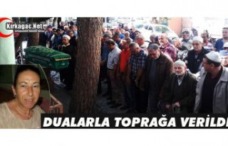 DUALARLA TOPRAĞA VERİLDİ