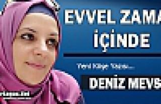"""DENİZ MEVSİM """"EVVEL ZAMAN İÇİNDE"""""""