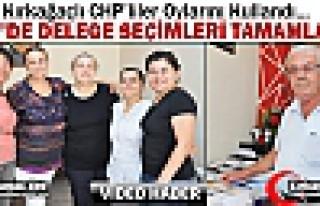 KIRKAĞAÇ CHP'DE DELEGE SEÇİMLERİ TAMAMLANDI(VİDEO)...
