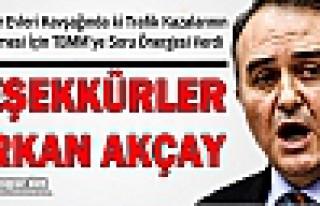 "MHP'Lİ ERKAN AKÇAY, ""ÖLÜM KAVŞAĞINI"" TBMM'YE..."