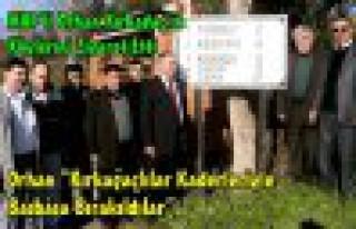 MHP'li Orhan,Kırkağaç'ın Köylerini Ziyaret Etti