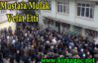 Mustafa Mulak Vefat Etmiştir
