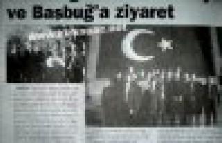 Ülkücü Gençlerin Ankara Ziyareti