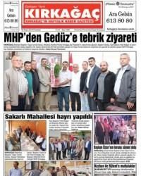 Yerel Gazete Manşetleri
