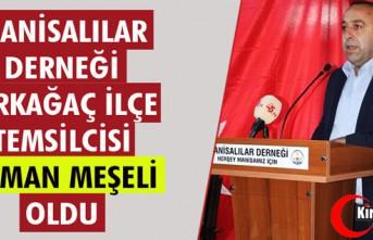 MANİSALILAR DERNEĞİ KIRKAĞAÇ İLÇE TEMSİLCİSİ...