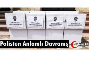 POLİSTEN ANLAMLI DAVRANIŞ
